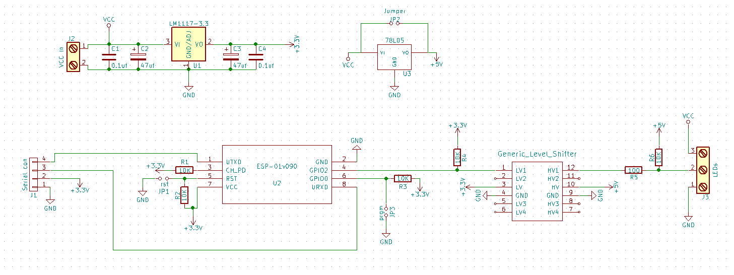 2017 Tom Hopkins As Directed In The Diagram Circuit Requires A Couple Of 1uf Knowing I Was Going Too Need Few These Designed Pcb And Sent It Off To Dirtypcbs Get Them Made
